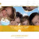 Webseite-Grundschule